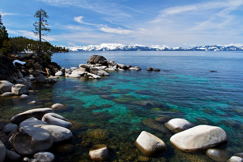 East Shore, Lake Tahoe