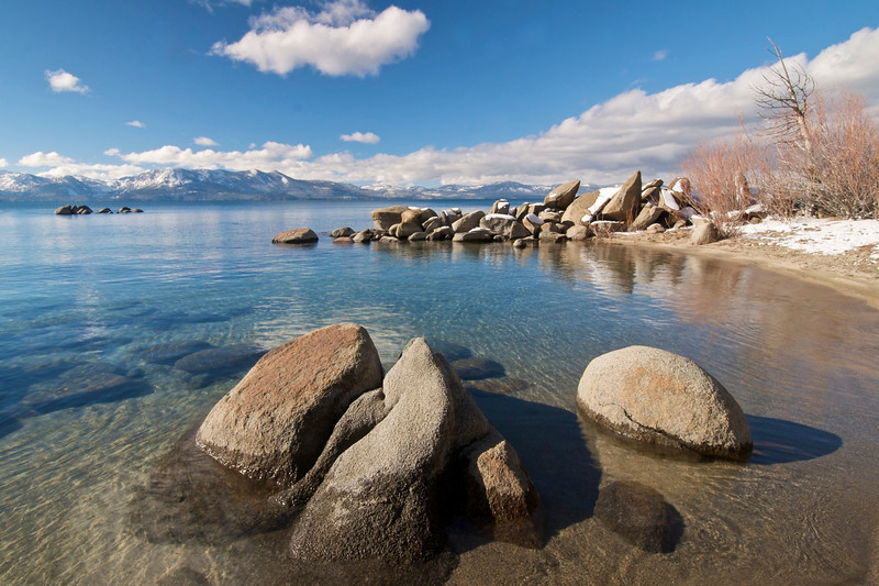 Zephyr Cove, Lake Tahoe, Nevada
