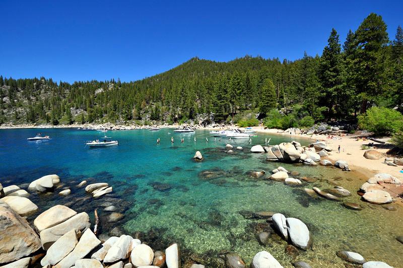 Skunk Harbor, Lake Tahoe, NV.