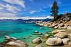 Hidden Beach, Lake Tahoe