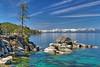 East Shore Lake Tahoe, NV.