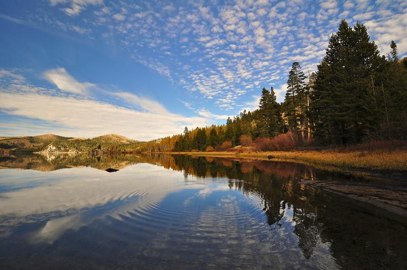 Marlette Lake, Lake Tahoe Nevada State Park