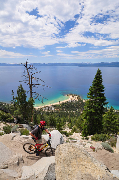 Flume Trail, Lake Tahoe Nevada State Park