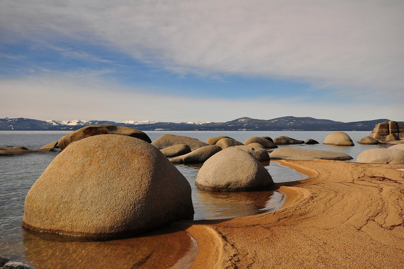 Creek Beach, Lake Tahoe