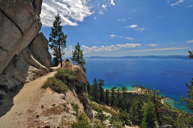 Flume Trail, Lake Tahoe Nevada State Park