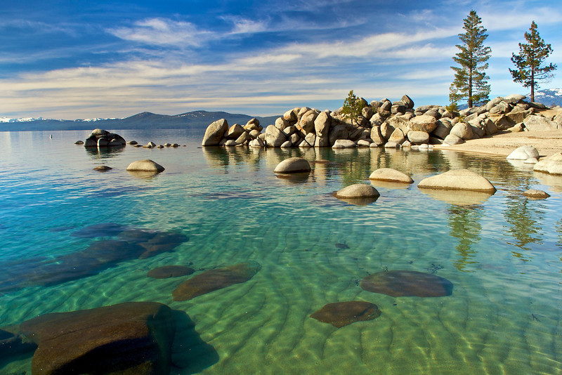 East Shore Lake Tahoe, NV