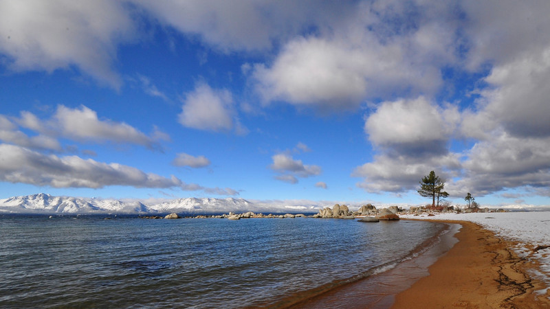 Zephyr Cove, Lake Tahoe, NV.