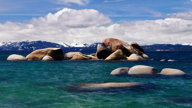 Whale Rock, Whale Beach, Lake Tahoe