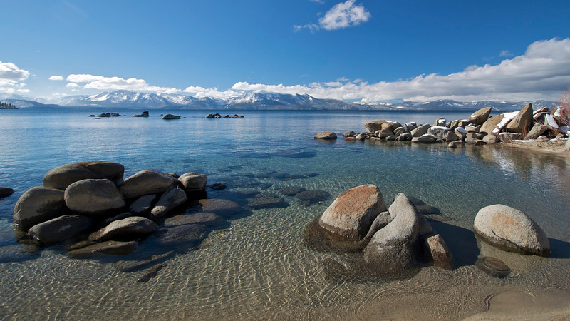 Zephyr Cove, Lake Tahoe
