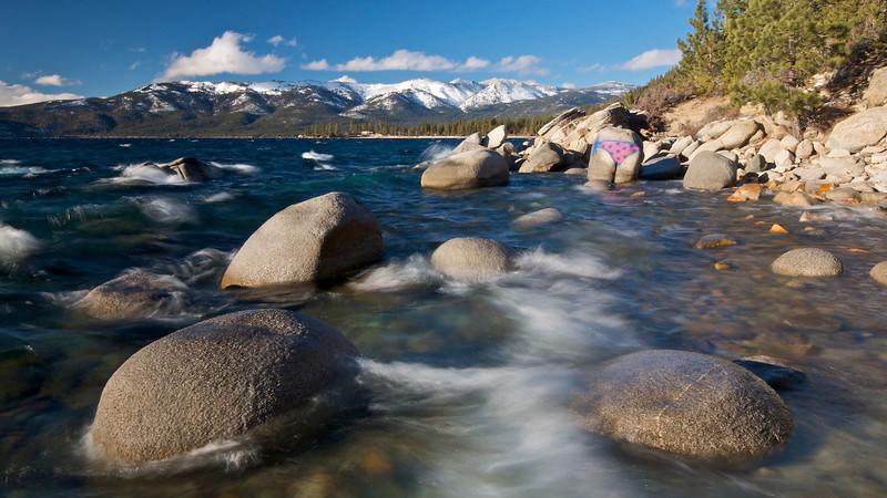 East Shore, Lake Tahoe, Nevada