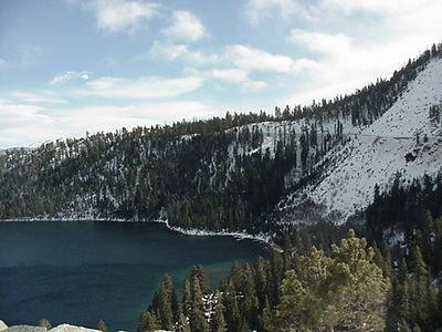 Lake Tahoe Feb 5, 2000