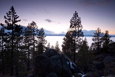 Lake Tahoe--March 7-9, 2010