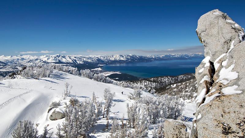 Pinnacles, Heavenly, Lake Tahoe, NV