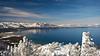 Lake Tahoe, from East Peak, Heavenly Ski