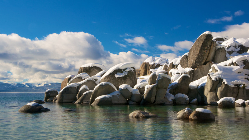 Sand Harbor, Lake Tahoe Nevada State Park