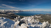 Lake Tahoe, from East Peak, Heavenly Ski