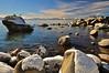 Bonsai Rock, Lake Tahoe, Nevada.
