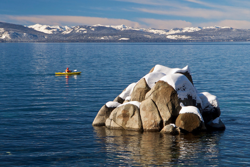 Lake Tahoe, NV. East Shore