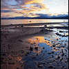 Winter Sunset, Lake Tahoe
