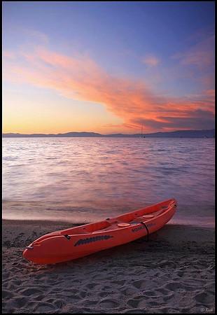 Lake Tahoe and Surroundings