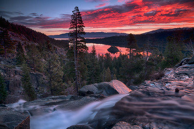 Emerald Bay Sunrise Fall 2017-2