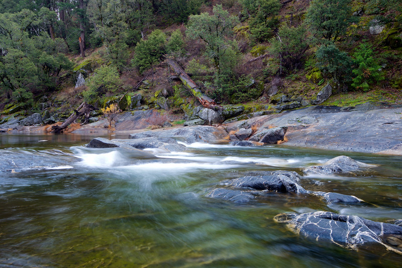 American River Canyon, Eldorado County, CA.