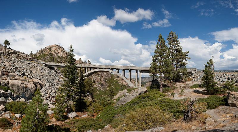 Rainbow Bridge at Donner Summit