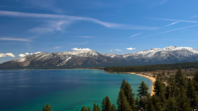 Baldwin & Kiva Beach, Lake Tahoe, CA
