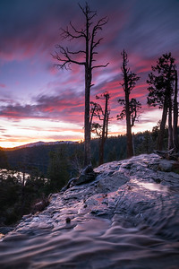 Emerald Bay Sunrise Fall 2017-6