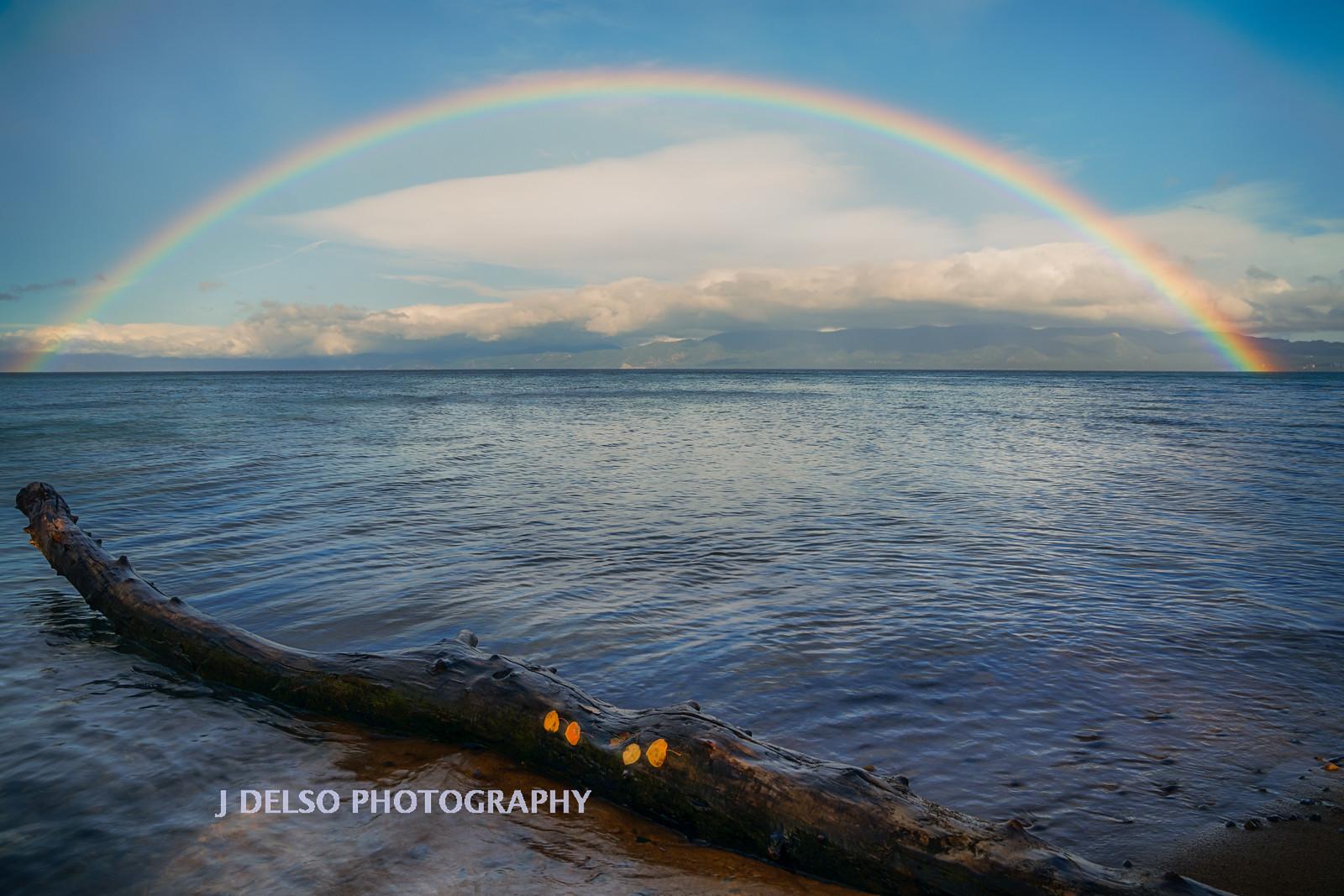 Tahoe Rainbow Fall 2017-3