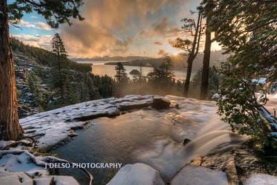 Emerald Bay First Snow 2017-3