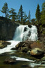 Upper Glen Alpine Falls, Lake Tahoe, CA.