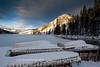 Echo Lake Christmas Day 2014-2