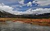 Hope Valley, West Fork Carson River, Freel Peak, Alpine County, CA.