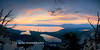 Maggie's Peak Summer Sunrise 30x15