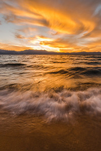 Tahoe Waves
