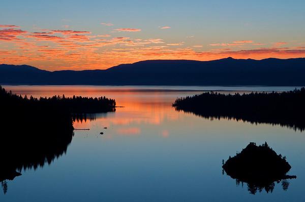 Lake Tahoe Area