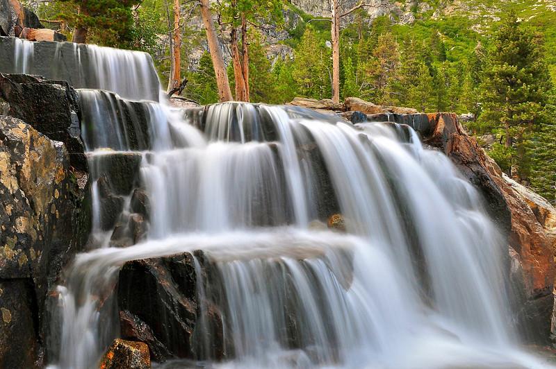 Eagle Falls, Emerald Bay, Lake Tahoe, CA