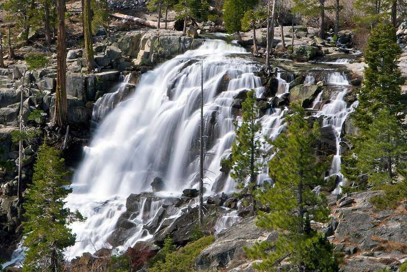 Eagle Falls, Emerald Bay, Lake Tahoe, CA