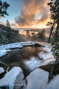 Emerald Bay First Snow 2017-4