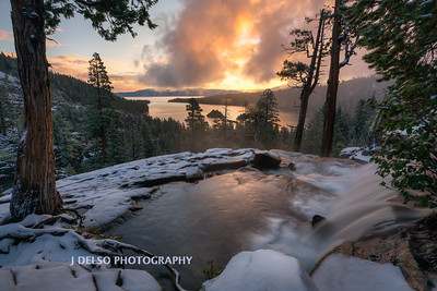 Emerald Bay First Snow 2017-1