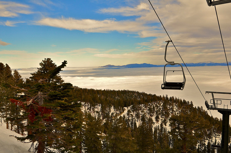 Mott Canyon Chair, Heavenly, Carson Valley