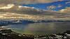 South Lake Tahoe, from East Peak, Heavenly.
