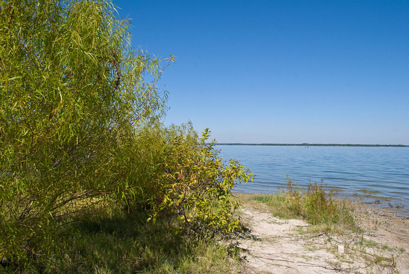 Photos from Lake Tawakoni State Park in Texas just south of Greenville.