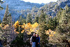 Hiking to Eagle Lake, Tahoe, California