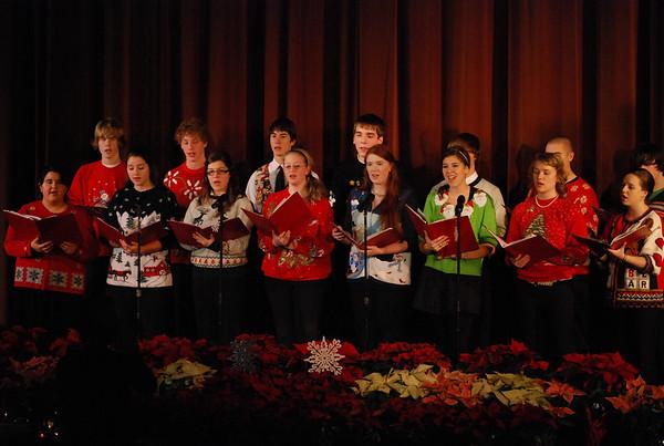 Lakeland Union High School Christmas Concert 2010