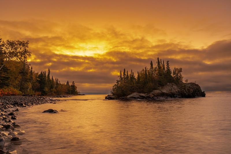 Horseshoe Bay sunrise