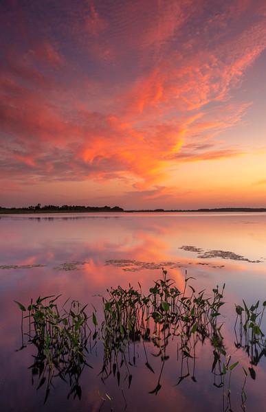 Twilight over Phantom Lake