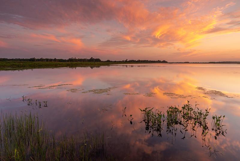 Phantom Lake reflections