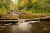 Kadunce Creek in fall